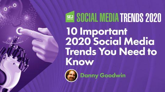 10 tendencias importantes de redes sociales 2020 que debes conocer