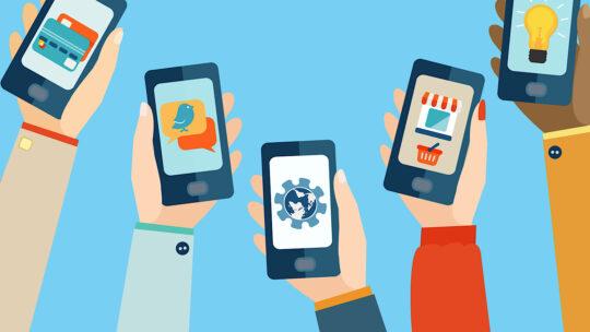 El uso de aplicaciones móviles aumenta a medida que los usuarios pasan 3 horas al día en aplicaciones