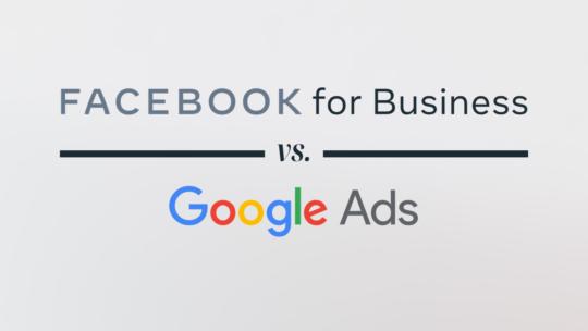 Anuncios de Facebook vs. Anuncios de Google: ¿cuál es mejor?