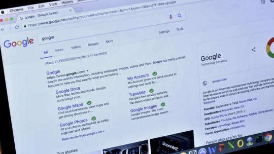 Una guía visual de las funciones y los resultados de búsqueda de Google