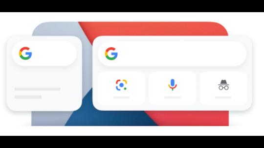 Google actualiza las aplicaciones de iPhone con widgets para iOS 14