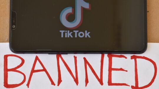 TikTok prohibido en EE. UU. Desde el domingo