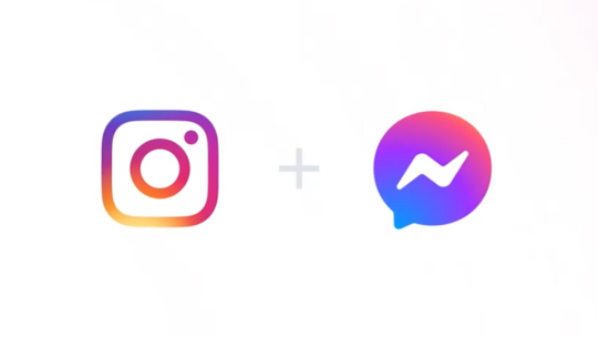 Facebook fusiona Messenger con DM de Instagram
