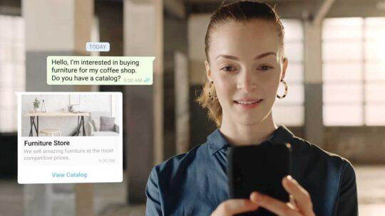 WhatsApp anuncia herramientas de compra y pago para empresas