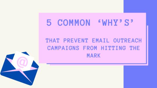 5 razones comunes que impiden que las campañas de concientización por correo electrónico lleguen al objetivo