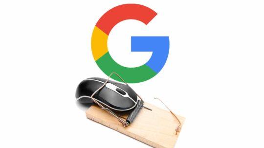 Google advierte contra el uso de avances de historias web