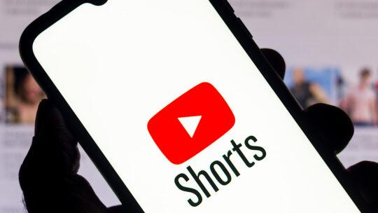 Lanzamiento de cortos de YouTube en Estados Unidos en marzo