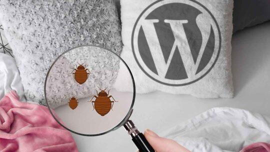 WordPress 5.6.1 introduce un error en las ventanas de publicación y página