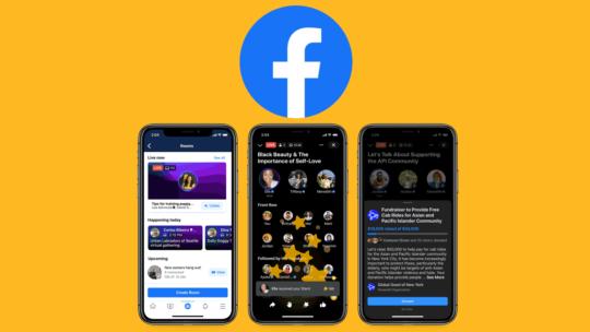 Facebook anuncia audio social que va más allá de la casa club
