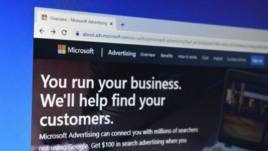 Microsoft Ads lanza una serie de funciones nuevas