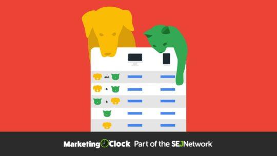 Search Console presenta filtros Regex y más noticias de marketing digital