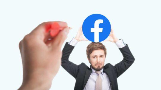 Facebook apunta a personas que difunden información falsa