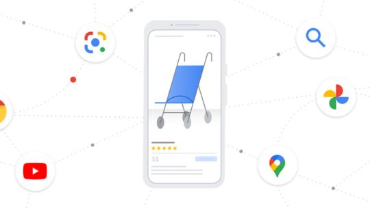 Google expande su asociación con Shopify y agrega formas de comprar a partir de imágenes