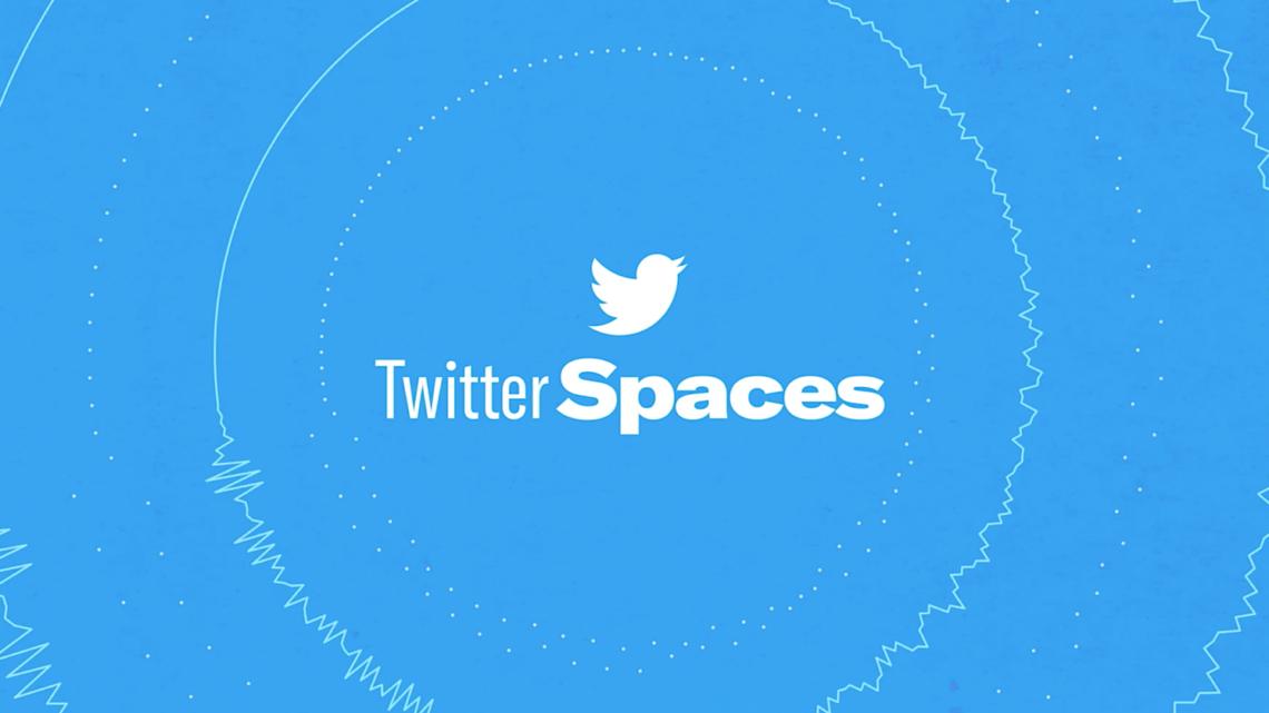 Los usuarios de Twitter con más de 600 seguidores pueden albergar chats de audio en vivo.