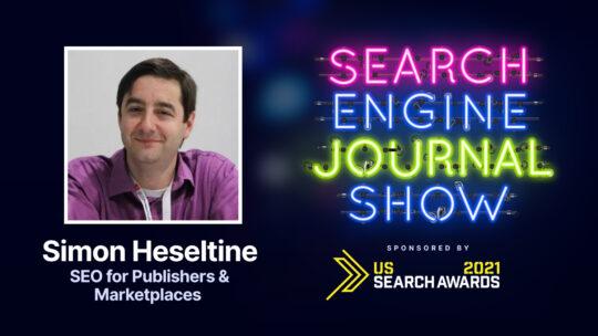 SEO para editores y mercados con Simon Heseltine [Podcast]