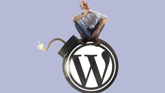 WordPress 5.7.2 corrige una vulnerabilidad crítica