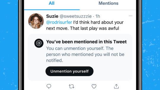 Twitter quiere permitir a los usuarios separarse de los tweets