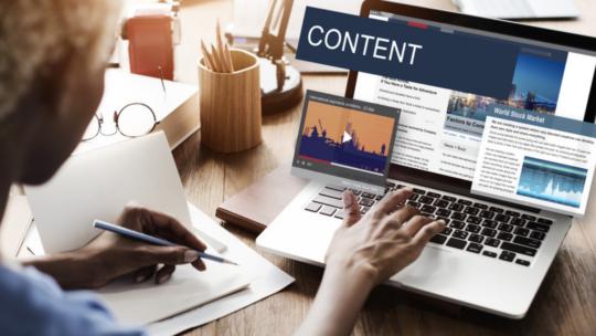 La guía definitiva para la creación de contenido SEO