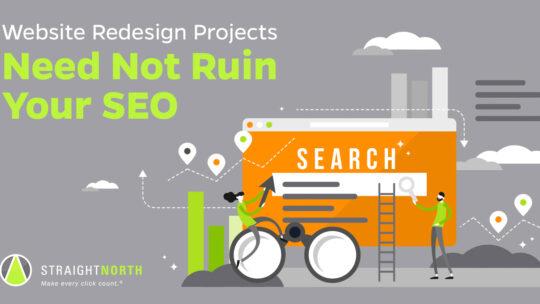 No permita que los proyectos de rediseño de sitios web arruinen su SEO