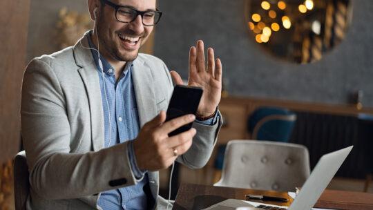 LinkedIn lanza videoconferencias nativas
